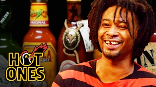 Video Danny Brown Has An Orgasm Eating Spicy Wings | Hot Ones MP3, 3GP, MP4, WEBM, AVI, FLV Juli 2018