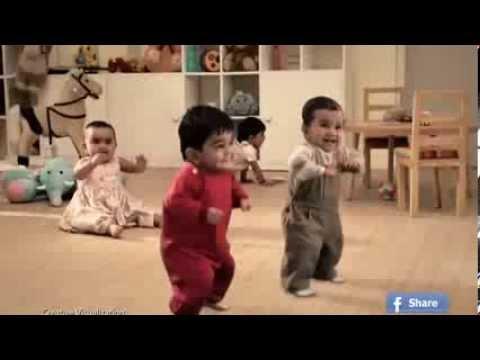 Video quảng cáo hài hước nhất trên tivi – trẻ em cực thích