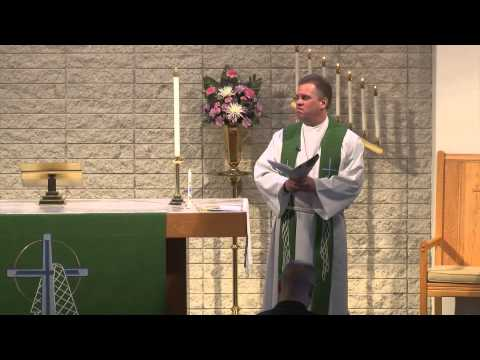 Bethlehem Lutheran Church - Sunday Worship Service: 2/8/2015