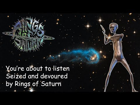 Rings of Saturn - Seized And Devoured online metal music video by RINGS OF SATURN