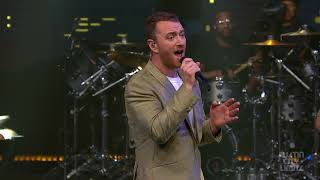 "Sam Smith on Austin City Limits ""Too Good at Goodbyes"""
