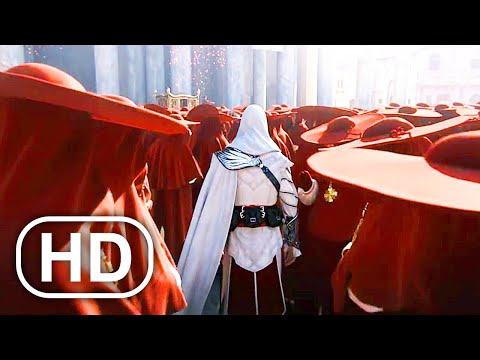 ASSASSIN'S CREED Full Movie Cinematic (2020) 4K ULTRA HD Action All Cinematics Trailers