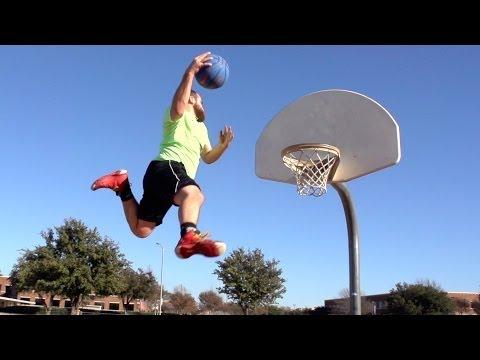 Slam Dunk Edition | Dude Perfect (видео)