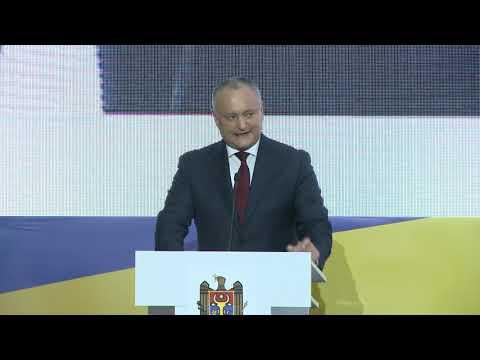Șeful statului a participat la ședința plenară a Forumului Economic moldo-rus