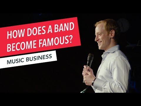 How Does a Band Become Famous?   Alex White   Next Big Sound   Pandora   Berklee Onsite