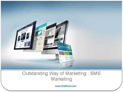 Advantages of SMS marketing