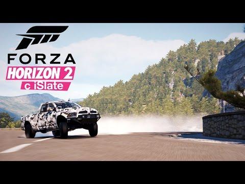 Forza Horizon 2 с iSlate - \