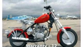1. 2011 California Scooter Co. Greaser Base Walkaround and Specification