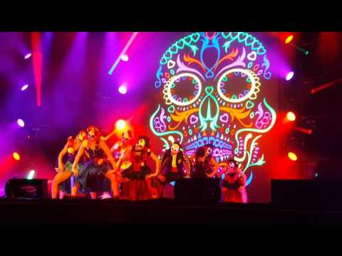 So you think you can dance - Day of the dead theme