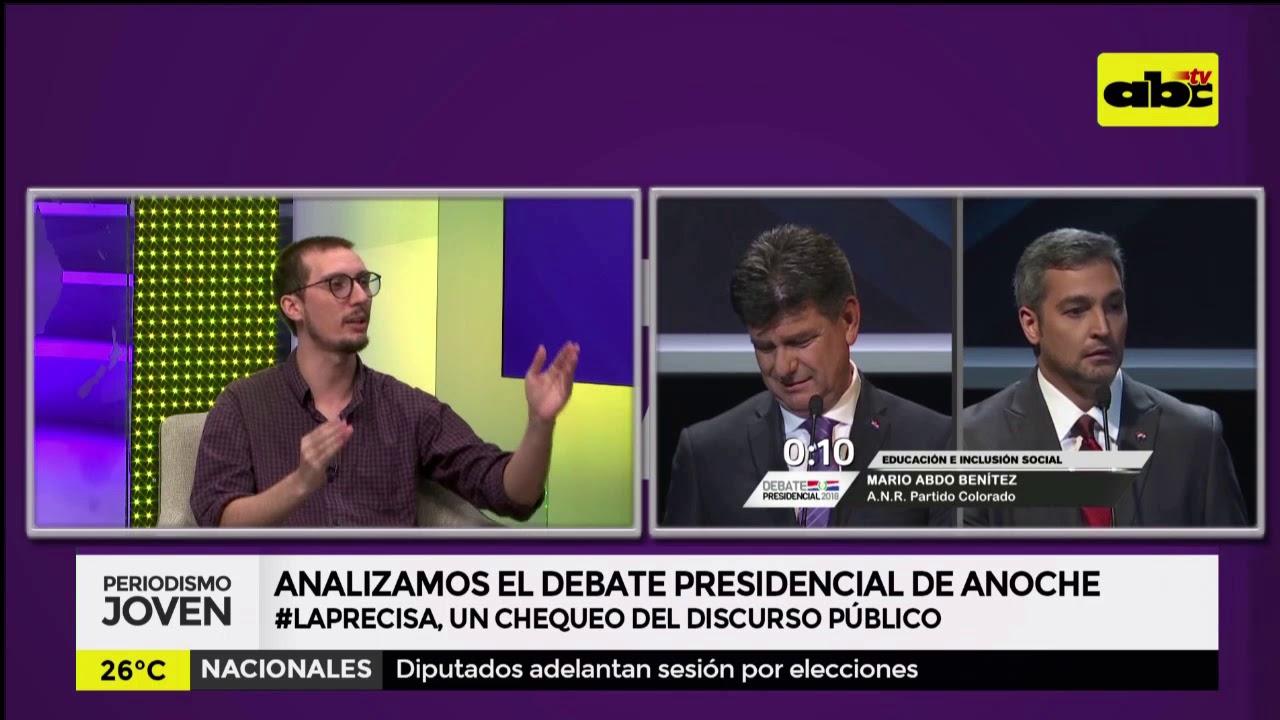 #EleccionesPy: Un análisis del debate presidencial