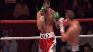 ENZO MACCARINELLI VS DENIS LEBEDEV