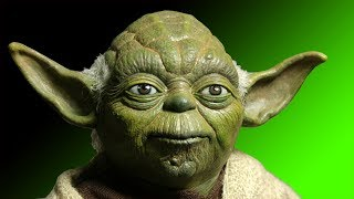 This is a review of the Star Wars Yoda 1/6 scale action figure made by Hot Toys.