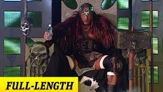 The King of Kings makes a spectacular entrance at WrestleMania 22.