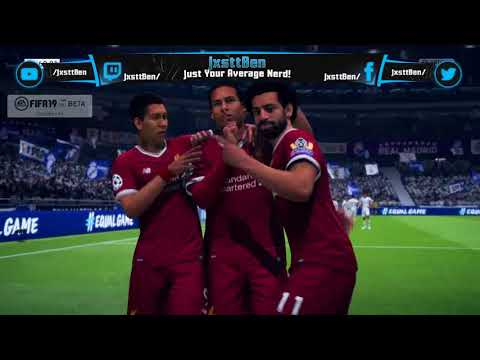 FIFA 19 - Gameplay - Liverpool vs Real Madrid HD