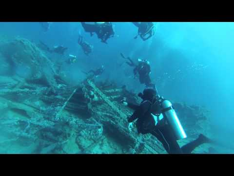 Ras Mohamed - Yolanda wreck - May 2014