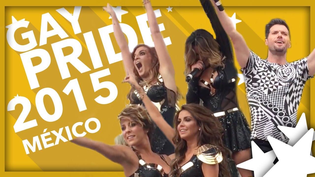 Gay Pride México 2015 ft. @grupojeans @martinezmau | Pepe & Teo