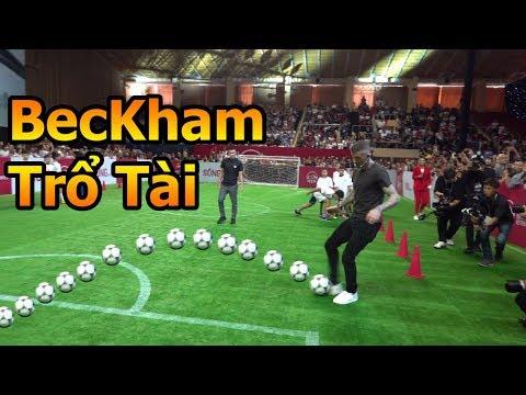 Thử Thách Bóng Đá đi tìm David Beckham , Công Vinh và Đỗ Duy Mạnh U23 Việt Nam cùng Đỗ Kim Phúc - Thời lượng: 10:13.