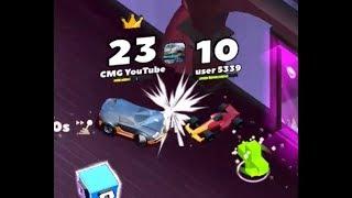 BUGATTI VS SPEED - Crash of Cars
