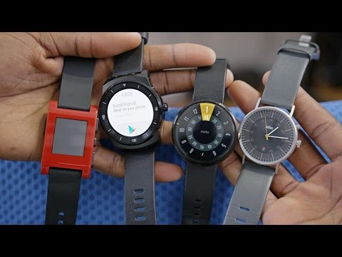 Top 5 Wearable Tech! (Late 2014)