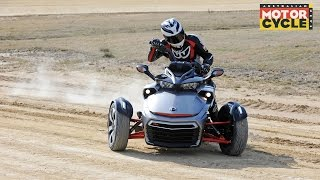 4. Fangin' out on the Can-Am Spyder F3-S | Road test