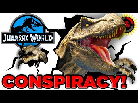 Download Video Film Theory: Jurassic World Was An INSIDE JOB! (Jurassic World)
