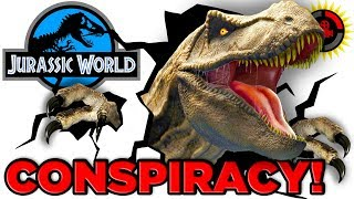 Film Theory Jurassic World Was An INSIDE JOB Jurassic World