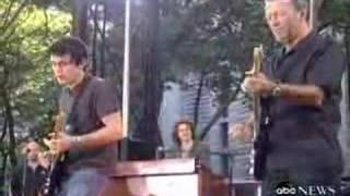 Video John Mayer and Eric Clapton - Crossroads (ABC News) MP3, 3GP, MP4, WEBM, AVI, FLV Maret 2019