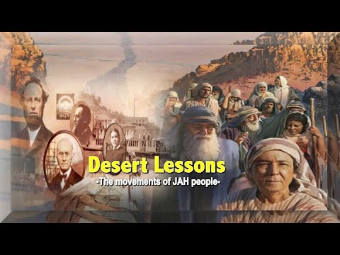 """DESERT LESSONS: #30 """"The Death of Moses"""" www.thefinalmovements.com"""