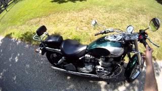 6. 2005 Triumph America walkaround