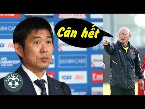 Thái Lan thuê HLV Nhật Bản để quyết trả thù Việt Nam tại King Cup 2019 bằng mọi giá @ vcloz.com