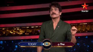 Who is right, #Monal or #Avinash?? #BiggBossTelugu4 today at 9 PM on #StarMaa