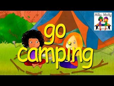 Milly Molly   Go Camping   S1E9