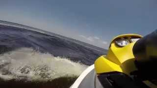 5. 2005 Sea Doo GTI Jet Ski in the St Johns River