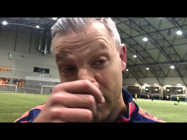 Helgi Sig: Erfitt að vinna ef þú færð þrjú mörk á þig