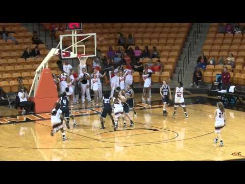 Women's Basketball vs. Longwood - 1/31/15