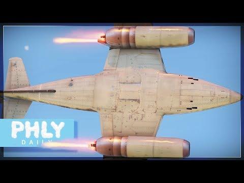 ROCKET & JET Powered WW2 Fighter | Me-262 C-2B (War Thunder Jet Gameplay) (видео)