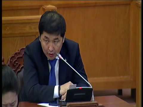 О.Баасанхүү: Монгол улсын гадаад өр хэд болж байгаа вэ?