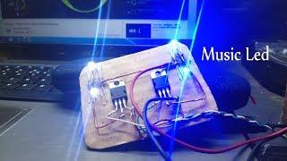 Video Cara Membuat LED Berkedip Mengikuti Suara Musik MP3, 3GP, MP4, WEBM, AVI, FLV Juli 2018