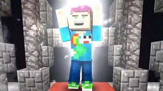 A WORKING MINECRAFT TIME MACHINE... LET'S TRAVEL BACK IN TIME!!