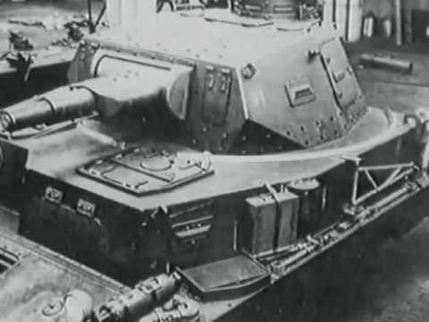 Die Deutschen Panzer. Panzer IV. Немецкие танки. Т-IV