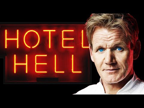 Top 10 Untold Truths Of Gordon Ramsay's Hotel Hell