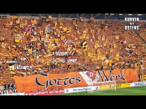 SG Dynamo Dresden 5:4 n.E. RB Leipzig 20.08.2016 | Ch ...