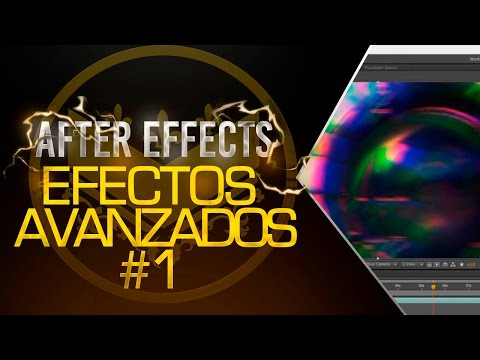 TUTORIAL Efectos Avanzados After Effects 1/3