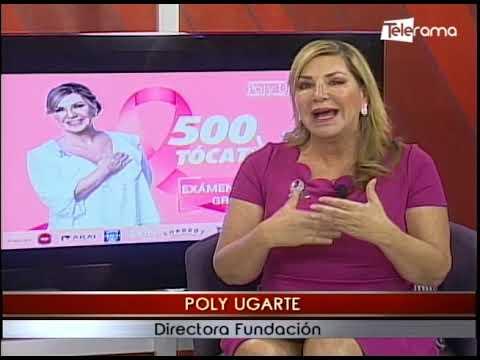 Fundación Poly Ugarte desarrolla jornadas médicas gratuitas