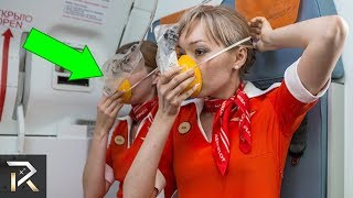 Video Hidden Airline Secrets ONLY Flight Attendants Know! MP3, 3GP, MP4, WEBM, AVI, FLV April 2019