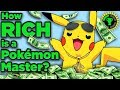 Game Theory: How RICH is a Pokemon Master? waptubes