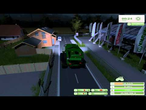 Farming simulator 2013 JD s690i
