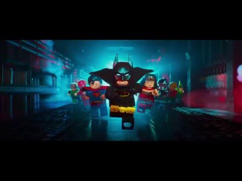 【樂高蝙蝠俠電影】韋恩老爺篇預告,2017年再出任務