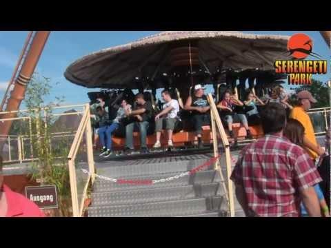 Hodenhagen: Serengeti Park 2012 - Part 2 - Freizeitwelt