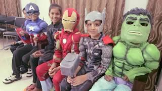 Video Avengers Kids! MP3, 3GP, MP4, WEBM, AVI, FLV Agustus 2019